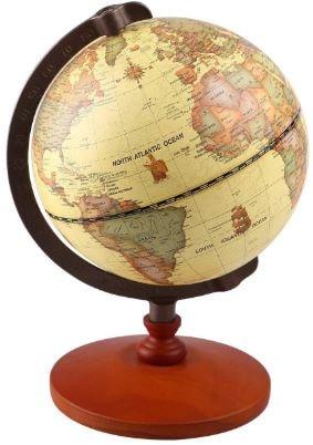 bola mundo antigua