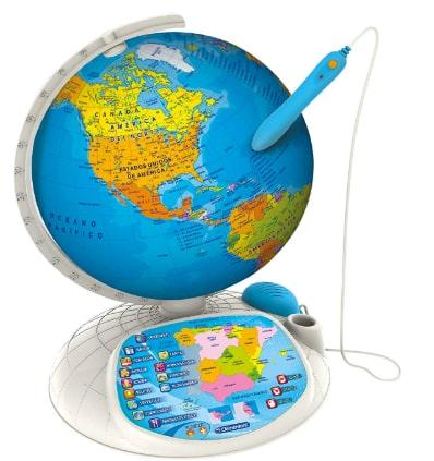 bola mundo interactiva