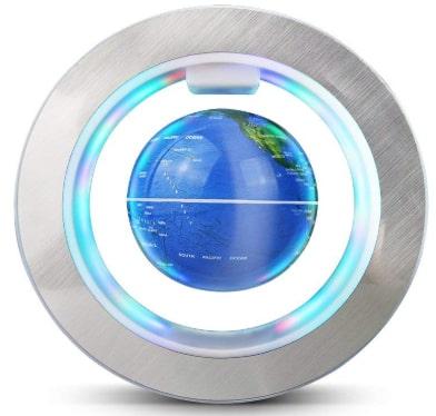 bola mundo magnética