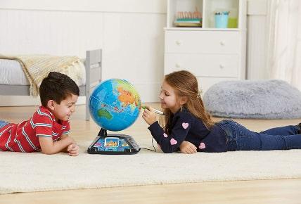 globo terraqueo interactivo