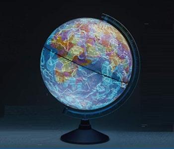 Exerz globo terraqueo